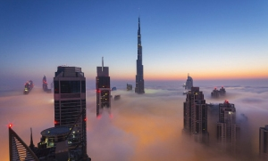 Dubai - buildings and technology